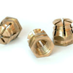 M6 Brass Spreading Dowel