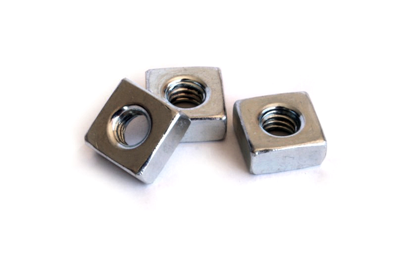 Square Pressed Nut