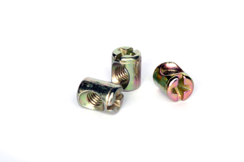 Cross Dowel Barrel Nuts