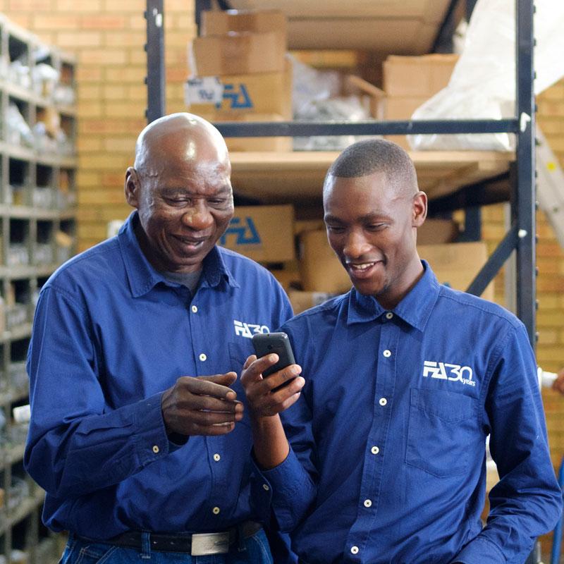 Fastener Suppliers Johannesburg